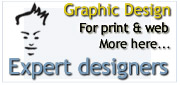 More information on our graphic design team and their services