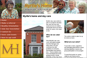 Myrtle's Care Home