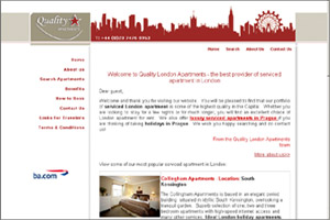 Quality London Apartments