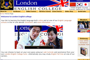 London English College