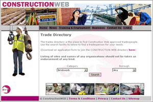 Construction Web