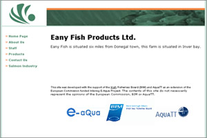 Eany Fish Products